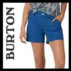NWT BURTON LOCO SHORTS